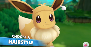 PLG E1 Eevee Hair