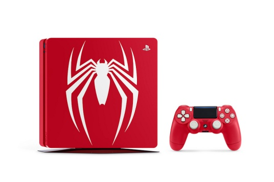 Spiderman PS4 2