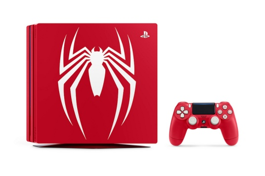 Spiderman PS4 Pro 3