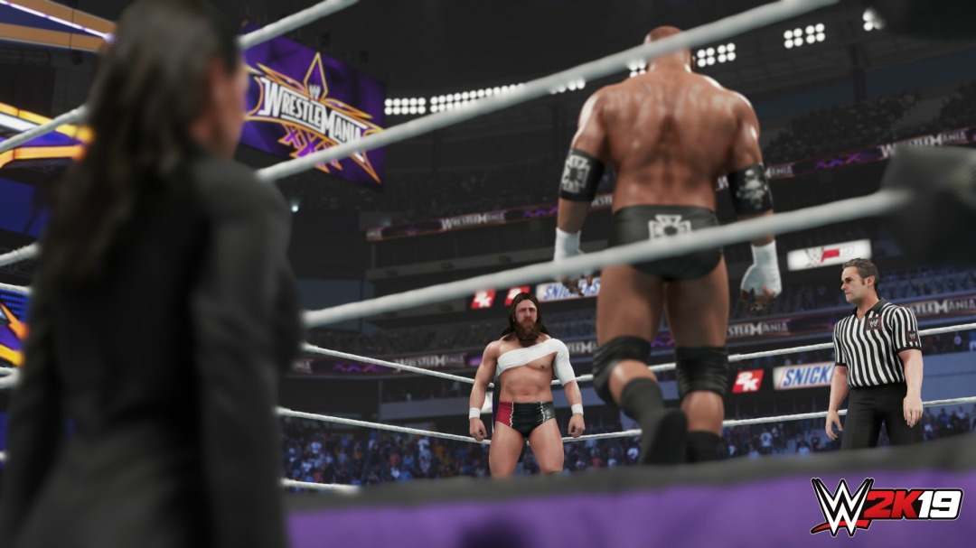 WWE 2K19 Showcase WM30
